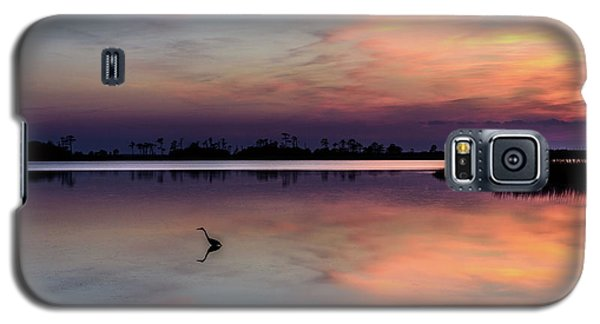 Old Blue Galaxy S5 Case