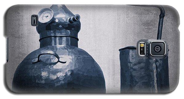 Old Blue Still Galaxy S5 Case