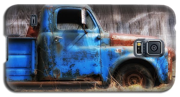 Old Blue Truck Galaxy S5 Case