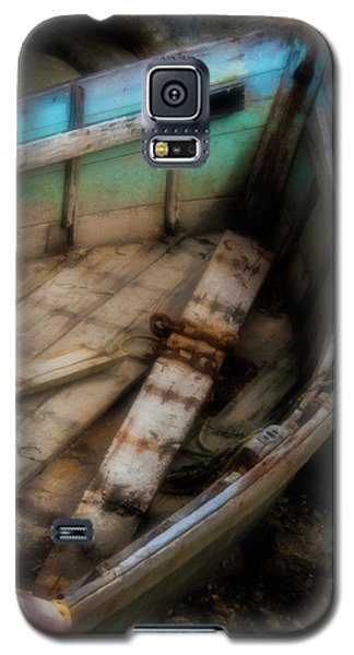 Old Boat 2 Stonington Maine Galaxy S5 Case