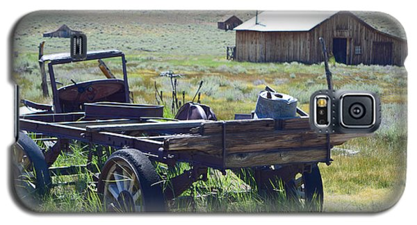 Old Bodie Wagon Galaxy S5 Case