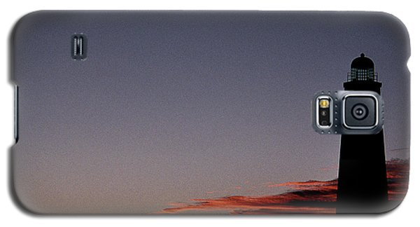 Old Cape Henry Sunrise Galaxy S5 Case by Skip Willits