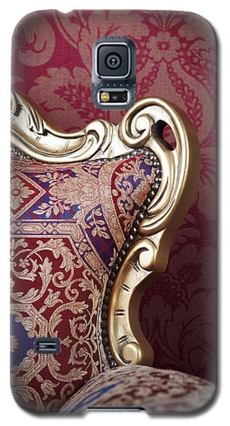Galaxy S5 Case featuring the photograph Old Chair. by Andrey  Godyaykin