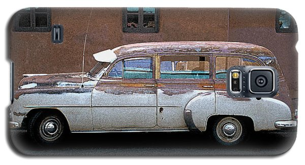 Old Chevy Galaxy S5 Case by Jim Mathis