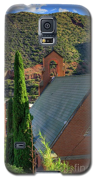 Old Church In Bisbee Galaxy S5 Case