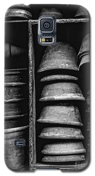 Galaxy S5 Case featuring the photograph Old Clay Pots by Edward Fielding