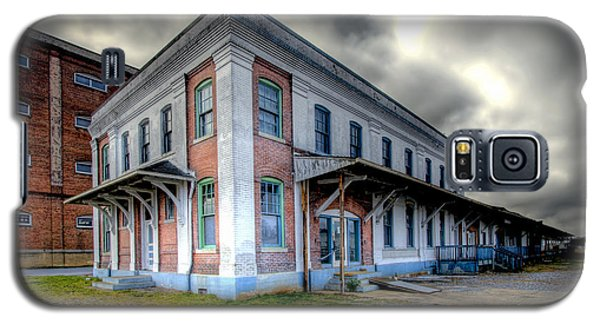 Old Clinchfield Train Station Galaxy S5 Case