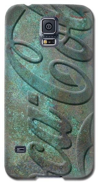 Old Coca Cola Sign Galaxy S5 Case