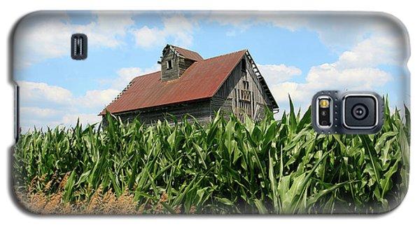 Old Corn Crib Galaxy S5 Case