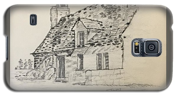 Old Cottage Galaxy S5 Case