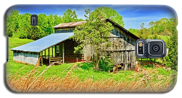 Old Country Barn Galaxy S5 Case