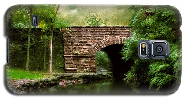 Old Country Bridge Galaxy S5 Case