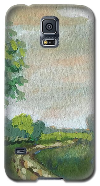 Old Country Road Galaxy S5 Case