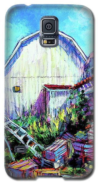 Old Crates Galaxy S5 Case