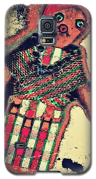 Old Doll Galaxy S5 Case