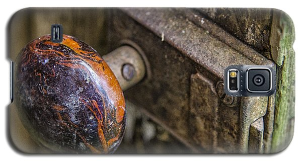 Old Door Knob Galaxy S5 Case by JRP Photography