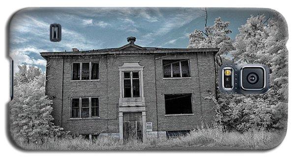 Old Edmonton High School Ir 2 Galaxy S5 Case