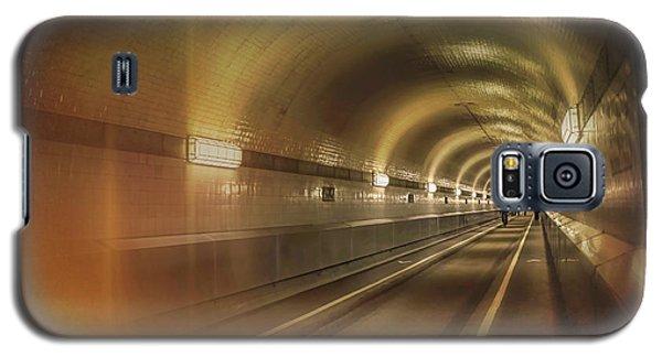 Old Elbe Tunnel Hamburg  Galaxy S5 Case