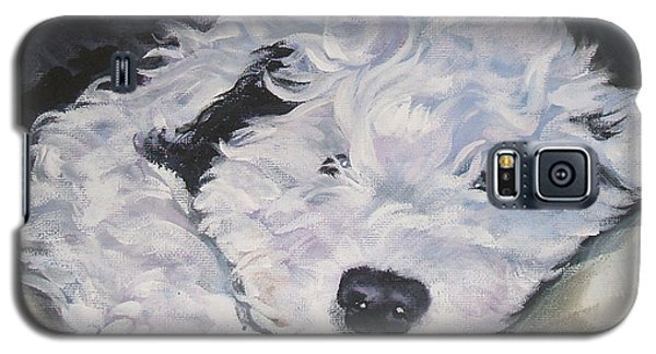 Old English Sheepdog Pup Galaxy S5 Case