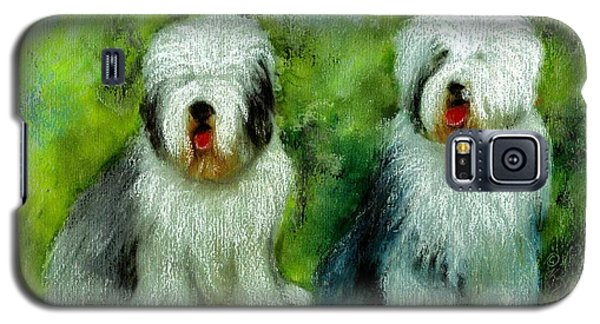 Old English Sheepdog Galaxy S5 Case