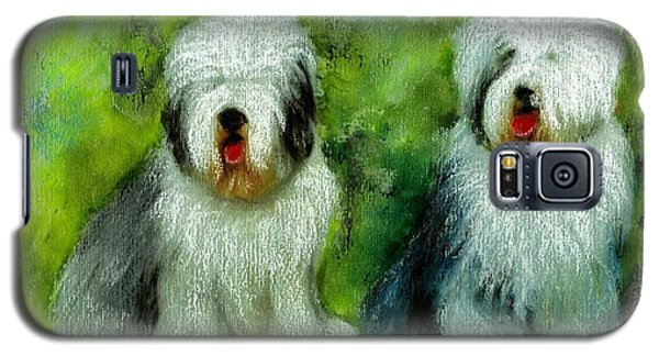 Old English Sheepdog Galaxy S5 Case