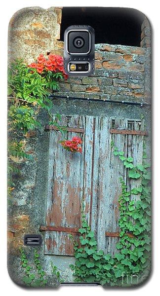 Old Farm Door Galaxy S5 Case