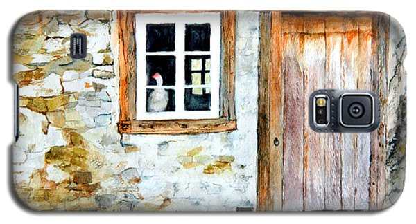 Old Farm House Galaxy S5 Case