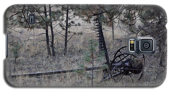 Old Farm Implement Lake George Co Galaxy S5 Case