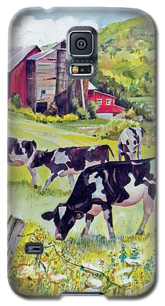 Old Farm Galaxy S5 Case