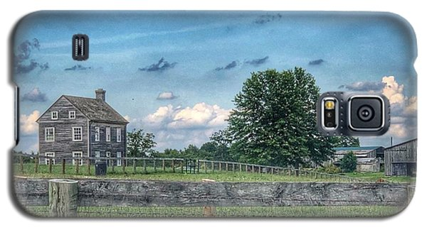 Old Farmhouse Galaxy S5 Case