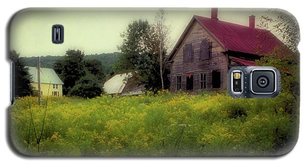Old Farmhouse - Woodstock, Vermont Galaxy S5 Case