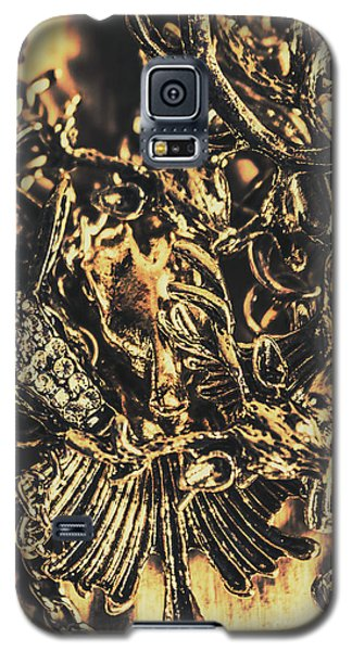 Old-fashioned Deer Jewellery Galaxy S5 Case by Jorgo Photography - Wall Art Gallery