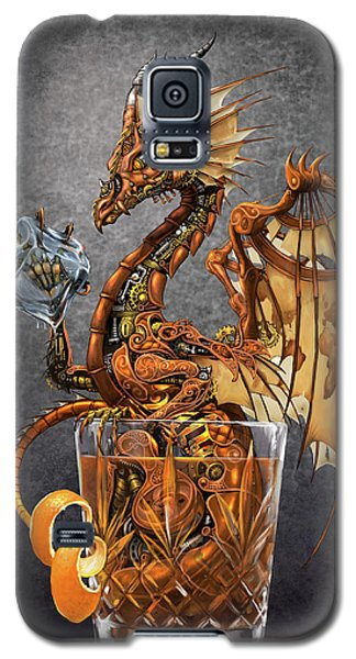 Old Fashioned Dragon Galaxy S5 Case