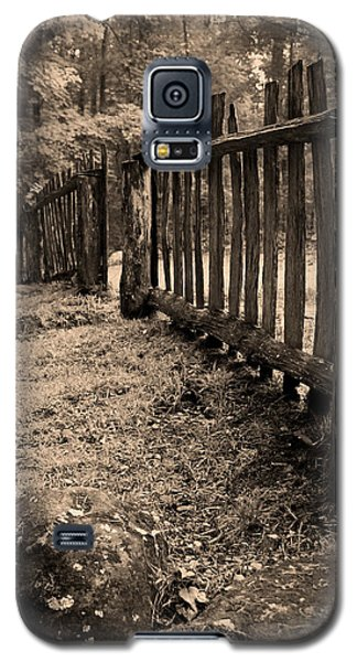 Old Fence Galaxy S5 Case