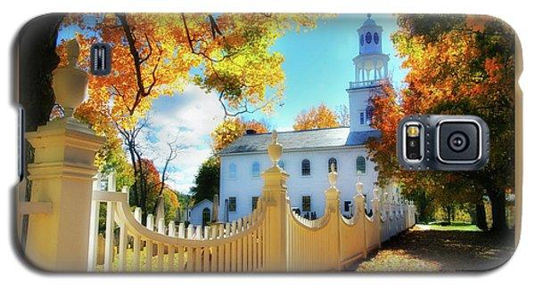 Old First Church Of Bennington Galaxy S5 Case