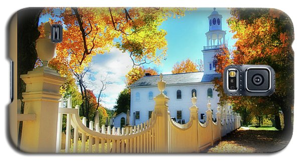 Old First Church Of Bennington Galaxy S5 Case