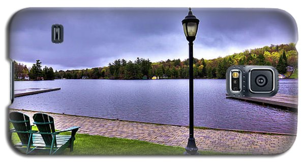 Old Forge Waterfront Galaxy S5 Case by David Patterson
