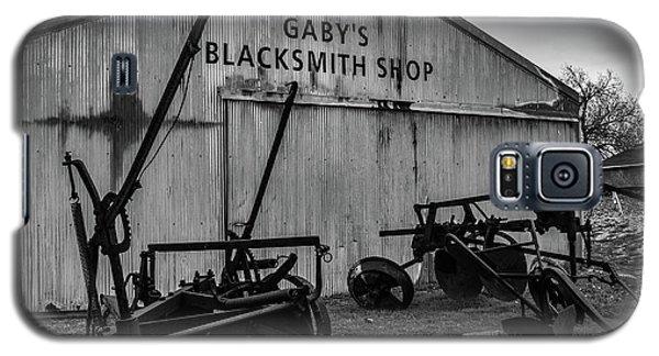Old Frisco Blacksmith Shop Galaxy S5 Case