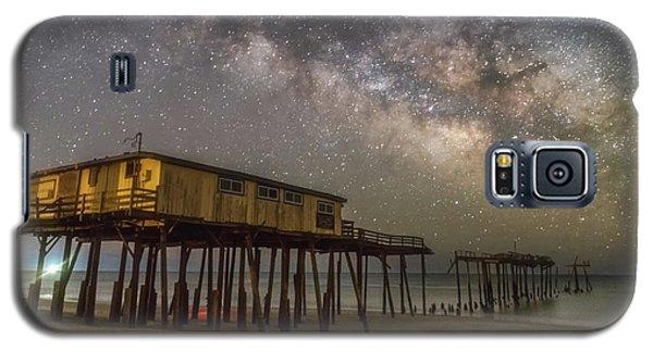 Old Frisco Pier Galaxy S5 Case