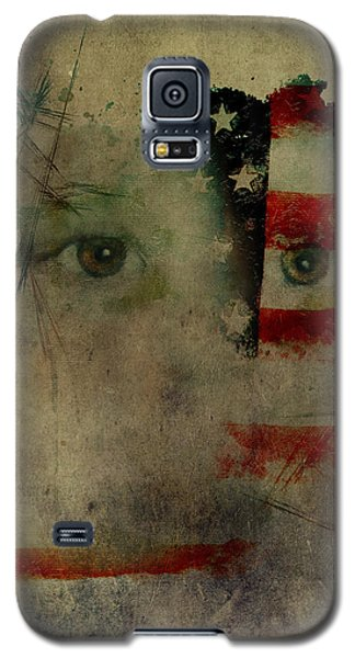 Old Glory Galaxy S5 Case