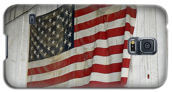 Old Glory Galaxy S5 Case by Laurel Powell