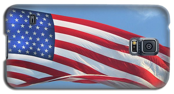 Old Glory Never Fades Galaxy S5 Case