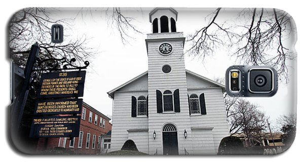 St. Georges Church Episcopal Anglican Galaxy S5 Case