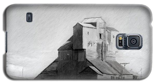 Old Grain Elevator Galaxy S5 Case