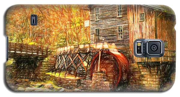 Old Grist Mill Galaxy S5 Case