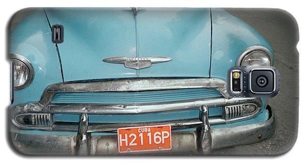 Old Havana Cab Galaxy S5 Case