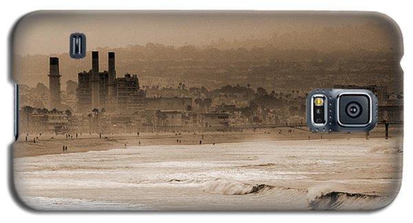 Old Hermosa Beach Galaxy S5 Case