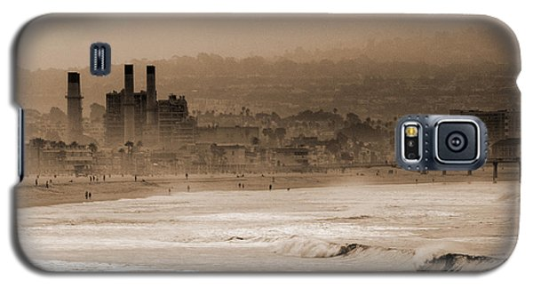Old Hermosa Beach Galaxy S5 Case