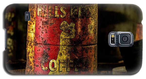 Old Hills Brothers Coffee Can Galaxy S5 Case
