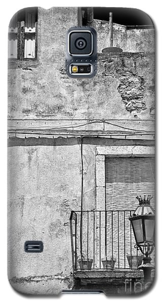 Old House In Taormina Sicily Galaxy S5 Case